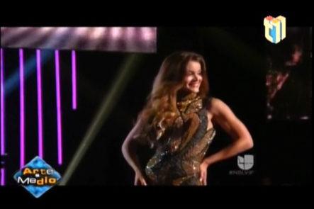 Clarissa Molina pasa directo a la final por NBL2016
