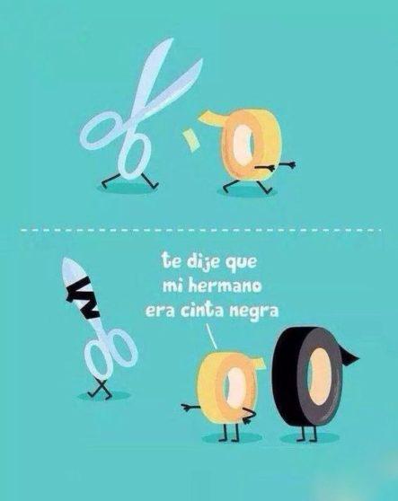 No podrás con un cinta negra #LaImagenDelDia