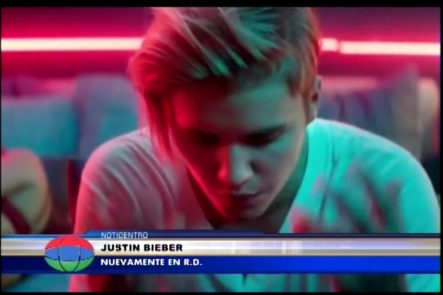 Justin Bieber Nuevamente en RD