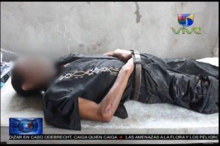 Hombre Fue Encontrado Muerto En Samaná