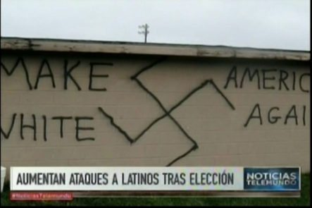 Aumentan Ataques Contra Latinos Después De La Historia De Trump