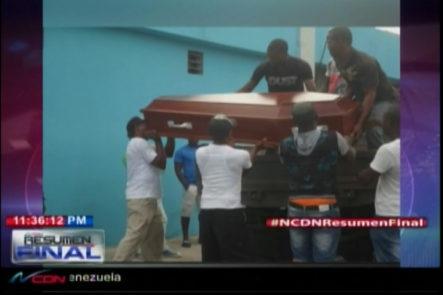 Muere Un Obrero Haitiano En Una Mina De Barahona