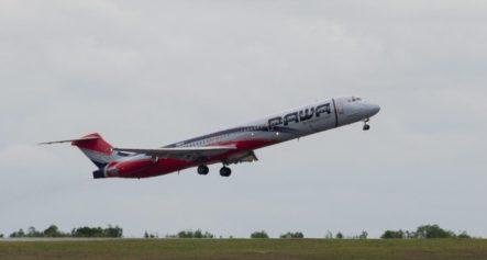 Avión De Aerolínea Dominicana Que Despegaba En Puerto Rico Regresa Por Explosión En Motor