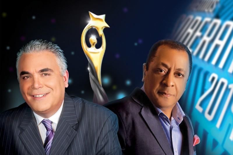Cavada y Michael Miguel: conductores de Premios Soberano 2014
