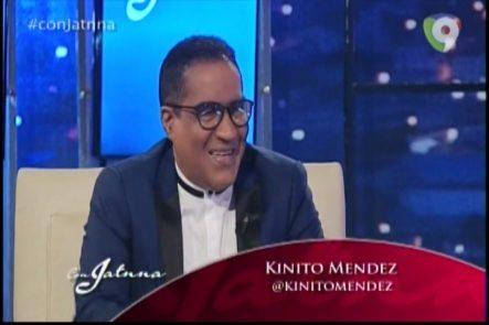 Emotiva Y Personal Entrevista A Kinito Mendez Con Jatnna Távarez