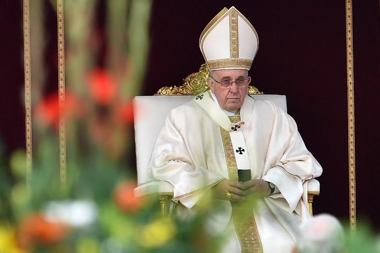 RELIGION-VATICAN-POPE-CANONIZATION
