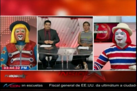 Entrevista En Exclusiva A Kanki Y Payamin En Famosos Inside