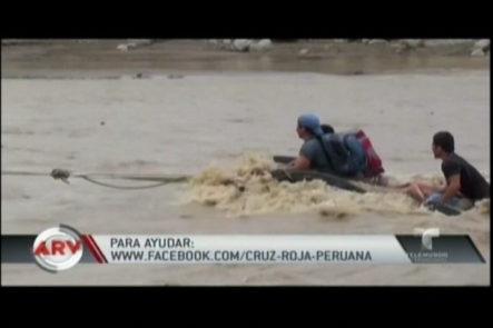 Sigue La Crisis Por Las Inundaciones En Perú