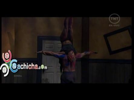 Presentación – Pink En – American Music Awards 2012 #Vídeo