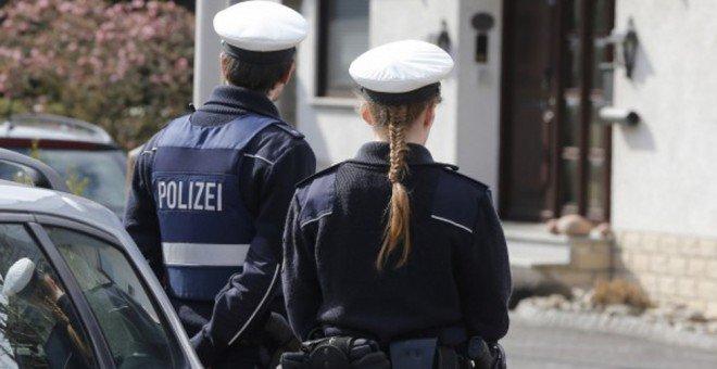 Policia-Alemania