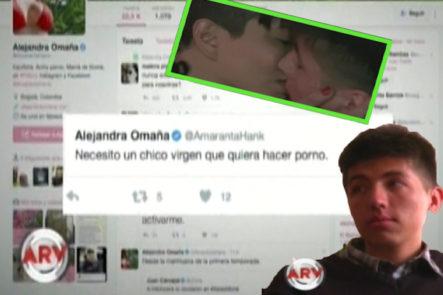 Actriz Porno Convoca A Través De Sus Redes Candidatos Para Grabar Un Video Para Adultos  Y Un Inocente Jovencito Ganó
