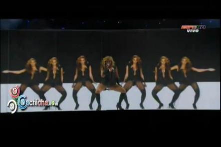 Presentación Completa De @Beyoncé En Super Bowl