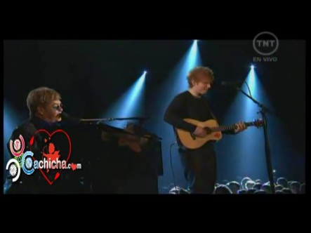 Presentación De Elton John En Los Grammys 2013