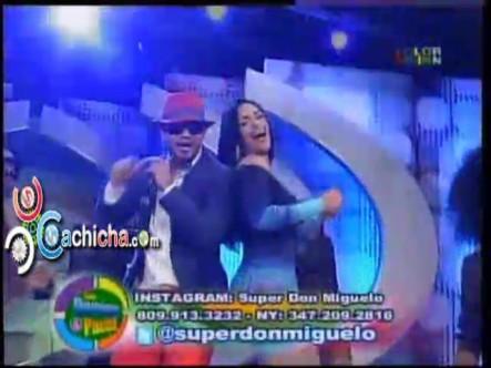 Presentación De @Superdonmiguelo En @DomingoyPacha