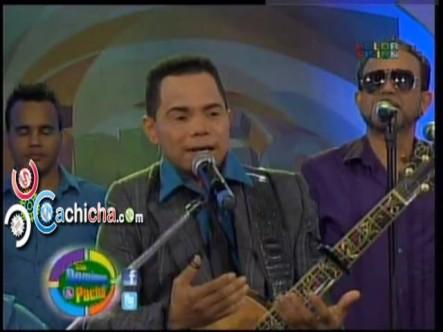 Presentación De Joe Veras En @ElPachaOficial @DomingoyPacha