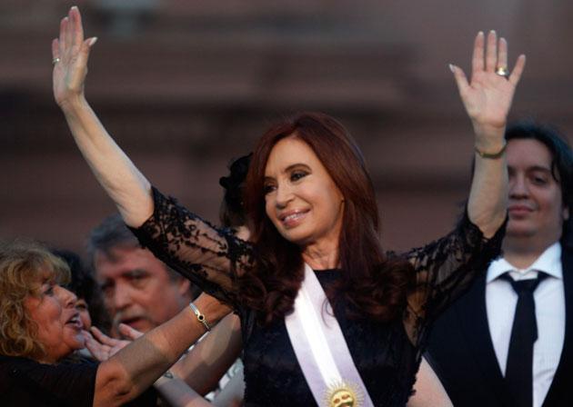 Presidenta