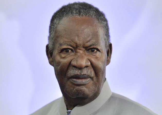 EL PRESIDENTE DE ZAMBIA MUERE EN LONDRES