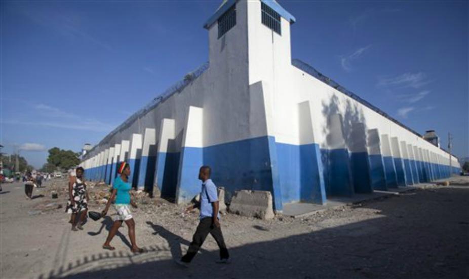 Prisiones En Haiti