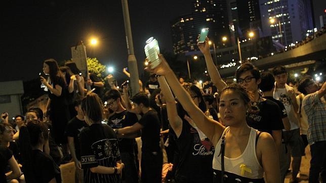 Protesta-China