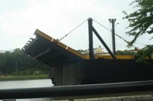 Puente Colgante Cerrado