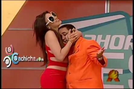 """Quirino """"Peyao"""" En @AhoraEsTV @Luismaguilo @Honyestrella @Nashlabogaert @Bolivarvalera #Video"""