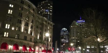 Recorriendo Boston Con Salvador