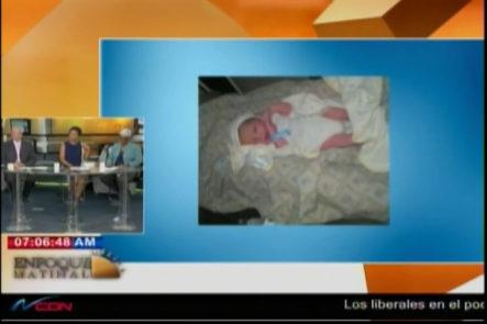 Enfoque Matinal: Fue Recuperado Bebé Que Había Sido Raptado En Un Hospital De Santiago