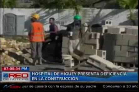 Higuey: A  Un Año De Su Inauguración Hospital Se Encuentra En Estado Deplorable