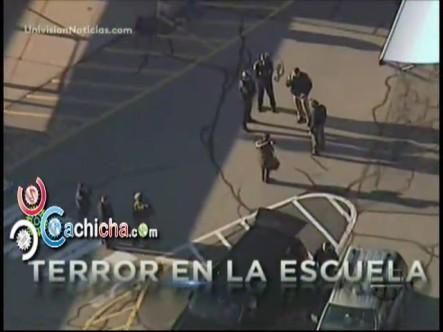 Reportaje Sobre La Massacre en connecticut #Vídeo