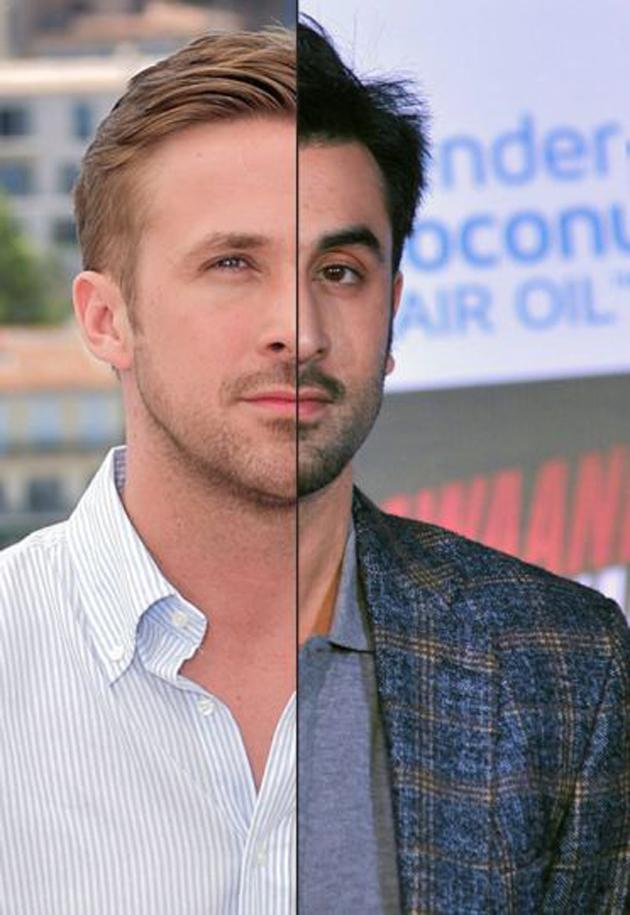 Ryan Gosling y Ranbir Kapoor