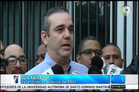 """Nuevos Miembros De La Cámara De Cuentas No Representa Independencia. """"Luis Abinader"""""""