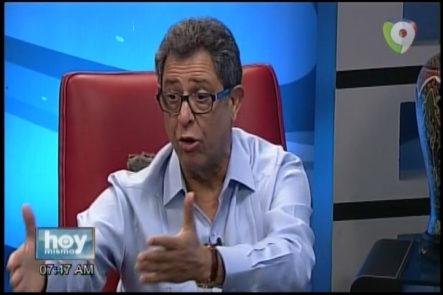 La Entrevista A Felucho Jiménez Que Tiene Al PLD De Patas Para Arriba Con El Escándalo De ODEBRECHT