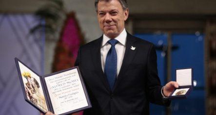 Santos Recibe El Nobel De La Paz Y Da Por Terminada La Guerra En Colombia