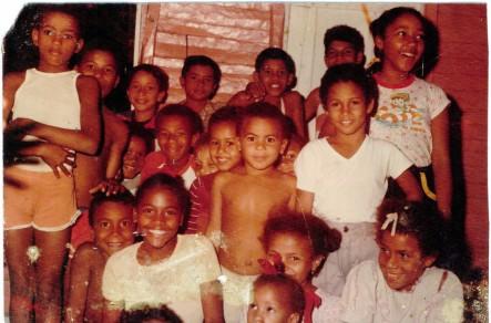 Parte del Team Cachicha – Foto Del Recuerdo