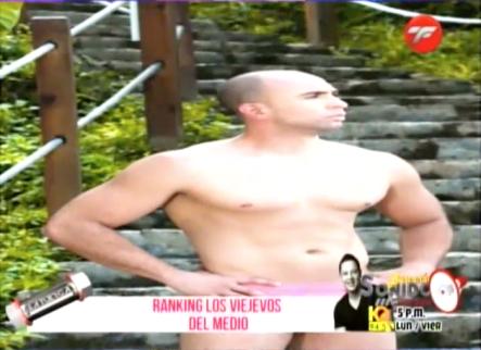 El Ranking De Los 'Viejevos' En 'La Tuerca' #Video
