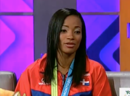 Entrevista A Ana Villanueva Medalla De Oro En Karate Panamericanos 2015