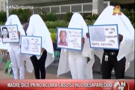 Madre Dice PN No Aclara Caso De Su Hijo Desaparecido #Video