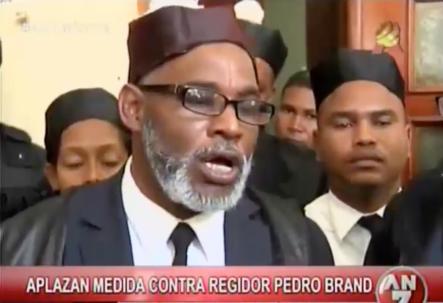 Aplazan Medida Contra Regidor Pedro Brand #Video