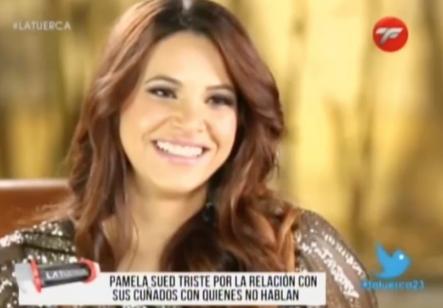 Pamela Sued Triste Por La Relación Con Sus Cuñados Con Quienes No Habla #Video