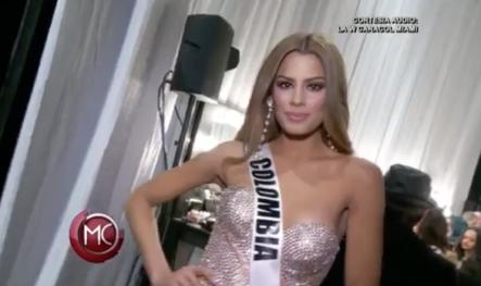 """Miss Colombia Rompe El Silencio Y Asegura Que Lo Sucedido Fue """"Humillante"""" #Video"""