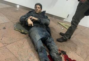 El jugador de baloncesto, Sebastien Bellin, entre los heridos en Bélgica