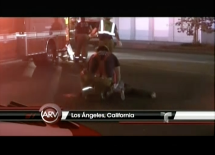 Atropellan A Una Mujer Y La Dejan Abandonada En Una Carretera De California