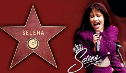 Selena Quintanilla tendrá figura de cera en Hollywood