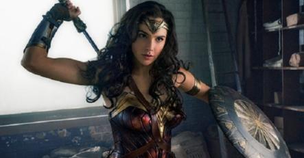 Sale El Trailer La Mujer Maravilla 2017