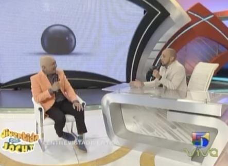 Eduardo Santos Entrevista A Su Papá En Este Especial Del Día Del Padre. Divertido Con Jochy