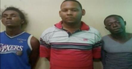 Apresan Tres Personas Por Asalto A Cooperativa Donde Un Vigilante Perdió La Vida