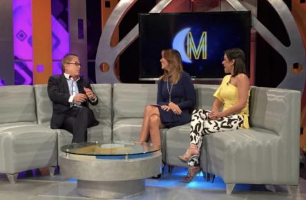 En Esta Noche Mariasela Entrevista Especial Al Comunicador Ivan Ruiz
