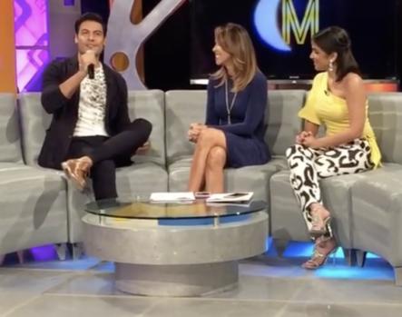Mariasela Presenta Una Entrevista Especial A Carlos Rivera