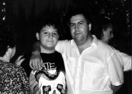 Hijo De Pablo Escobar Asegura Que No Queda Nada De La Fortuna De Su Padre