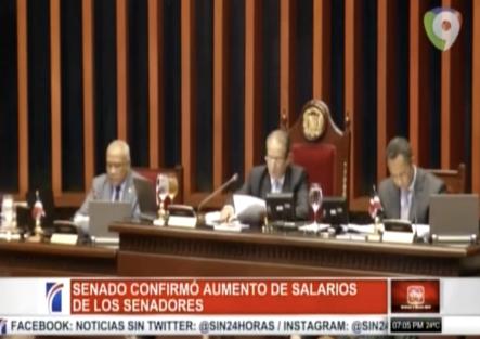 Senadores Y Diputados Piden Aumento De Sueldo. Mira Lo Que Ganan Estos Servidores Públicos Y Cuanto Quieren Ganar